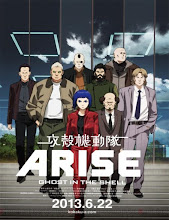 Ghost in the Shell Arise. Border 1 Ghost Pain (2013)