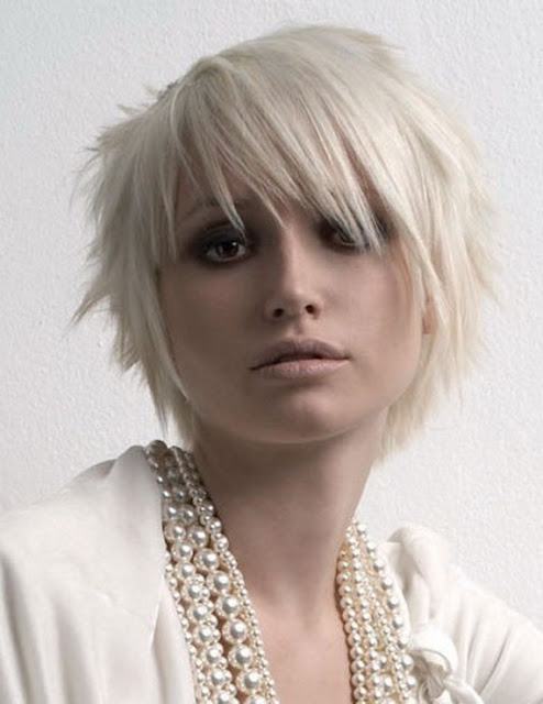 Short Punk Hairstyles Look For Women