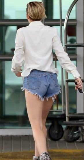 Miley Cyrus, Daisy Dukes, Whorrified,