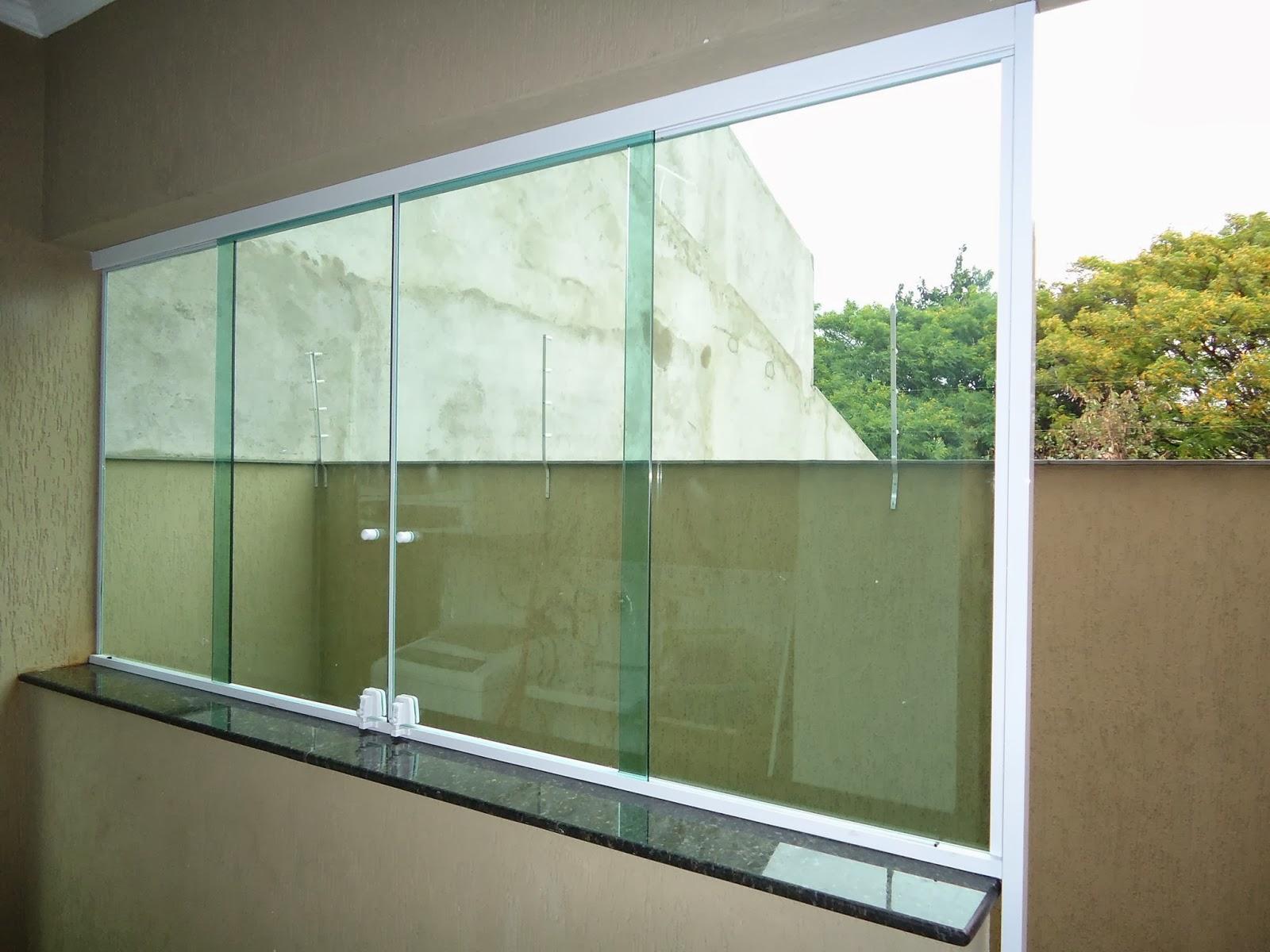 #818447 IC Vidros Design: Janelas e fechamento de Área e Varanda 114 Janelas De Vidro Em São Luis