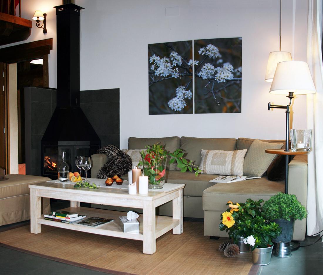 Casa con encanto en ca icosa el hogar del fresno casa for Casa rural 4 habitaciones