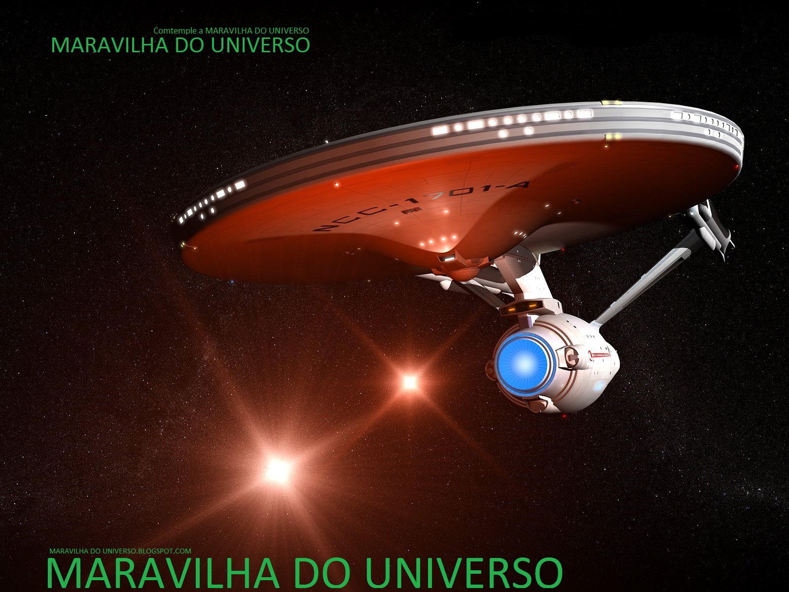 MARAVILHA DO UNIVERSO