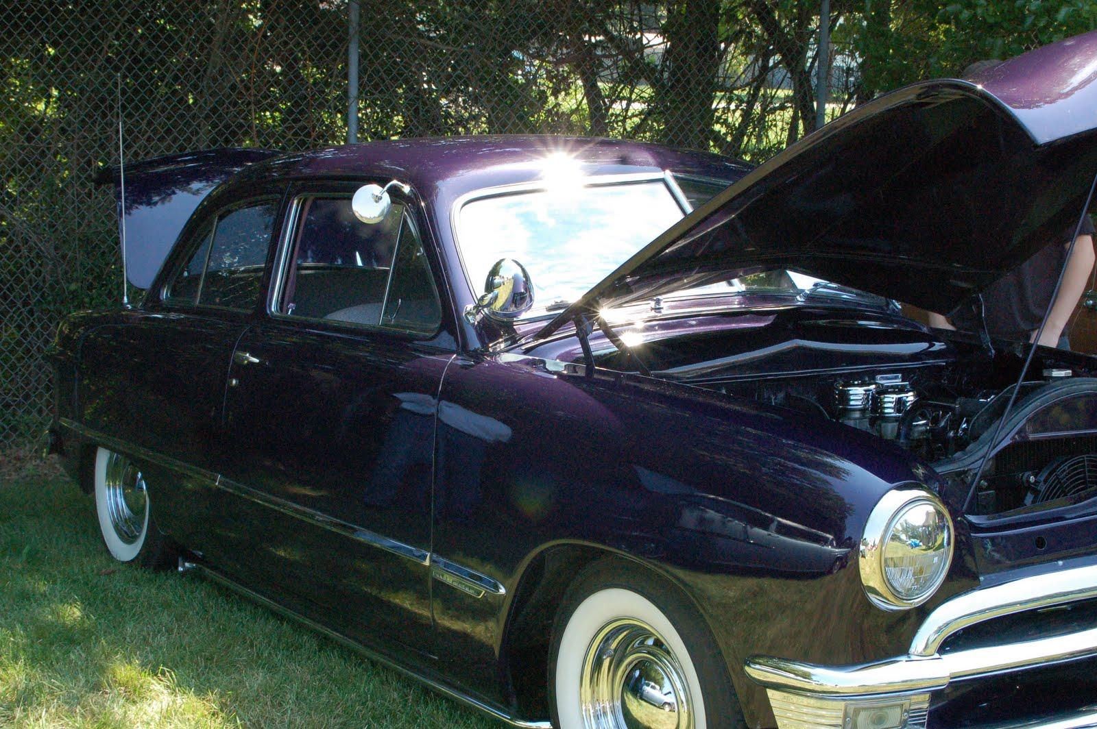 Turnerbudds Car Blog: The Color Purple