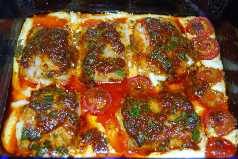 torsk i ovn trines matblogg