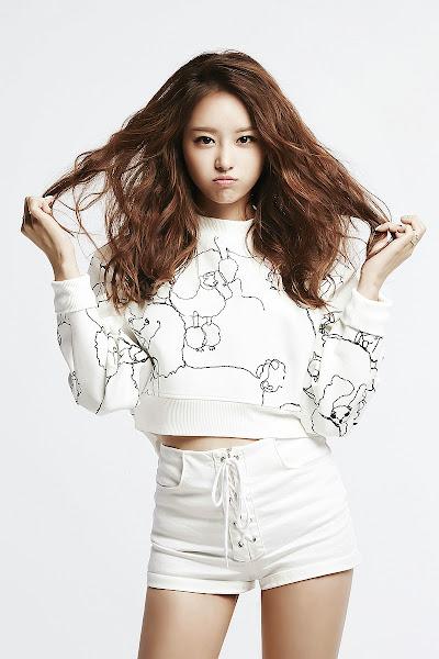 SECRET Jieun I'm In Love Teaser