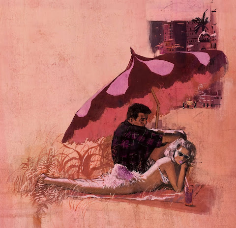 Masters of Illustration: Romance Pulp Covers