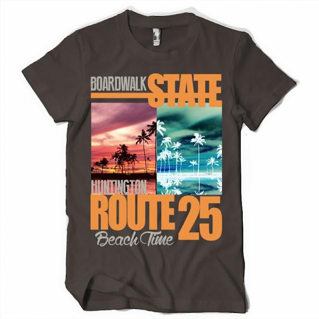 Beach Tshirt