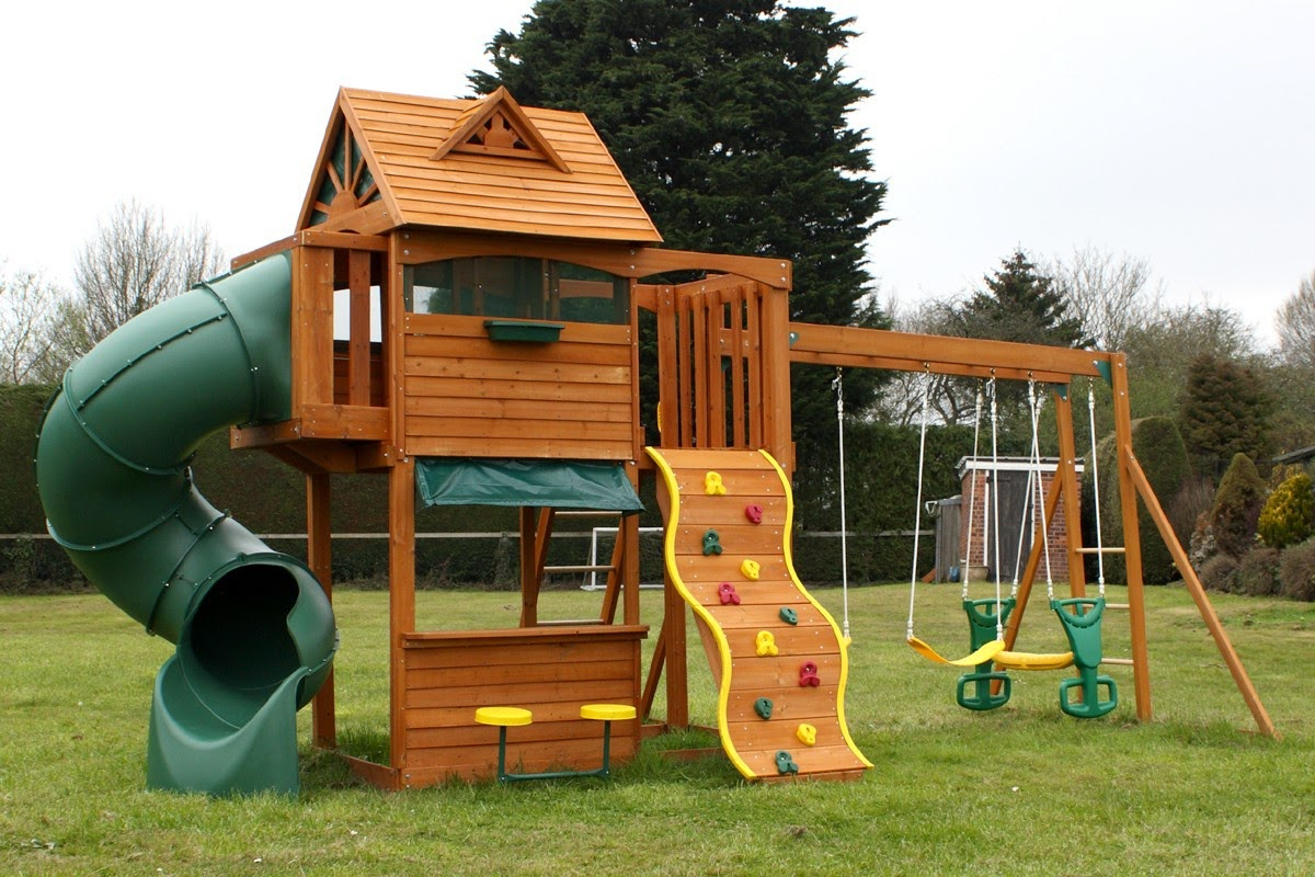 Play Sets Outdoor great