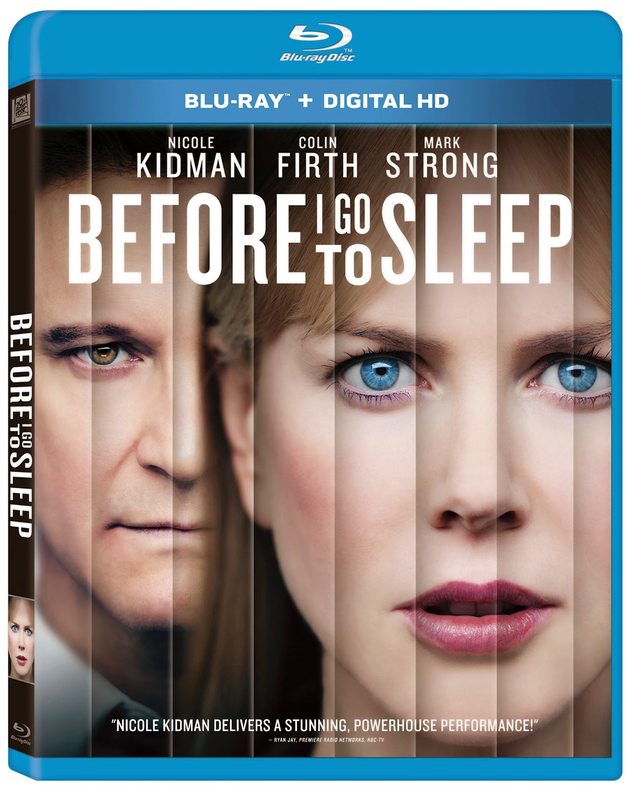 Before I Go to Sleep (movie)