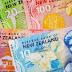 NZD Falls, Central Bank's Outlook Trims Weekly Losses