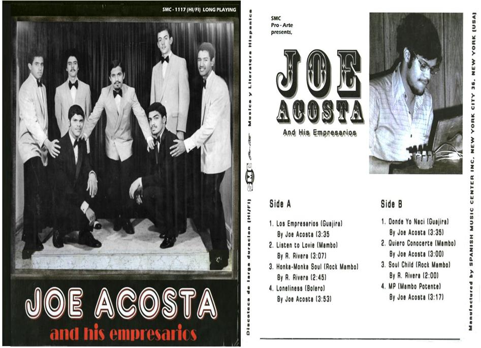 Joe Acosta - Encore Otra Vez