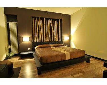 Estilos de dormitorio for Dormitorio zen oriental