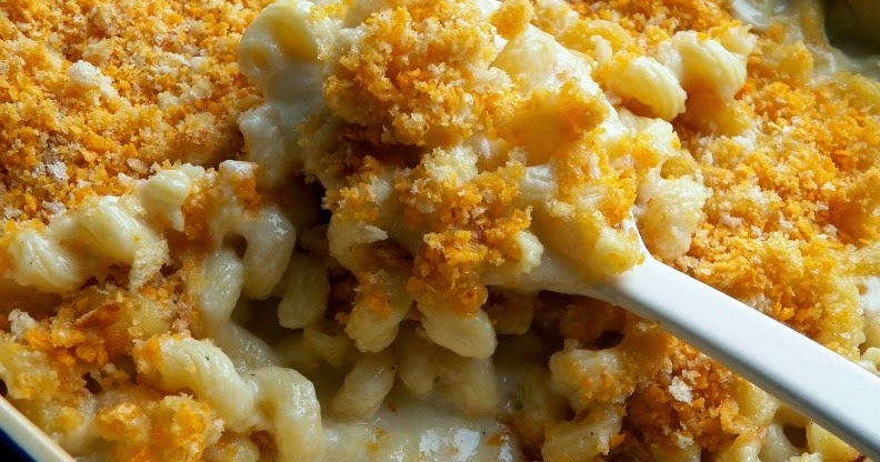 Comfy Cuisine: Cheez-it Mac & Cheese