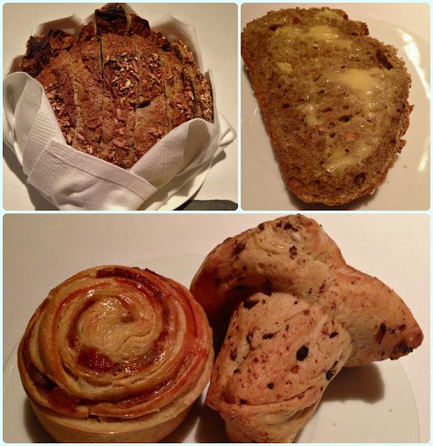 The Ledbury, London - Bread