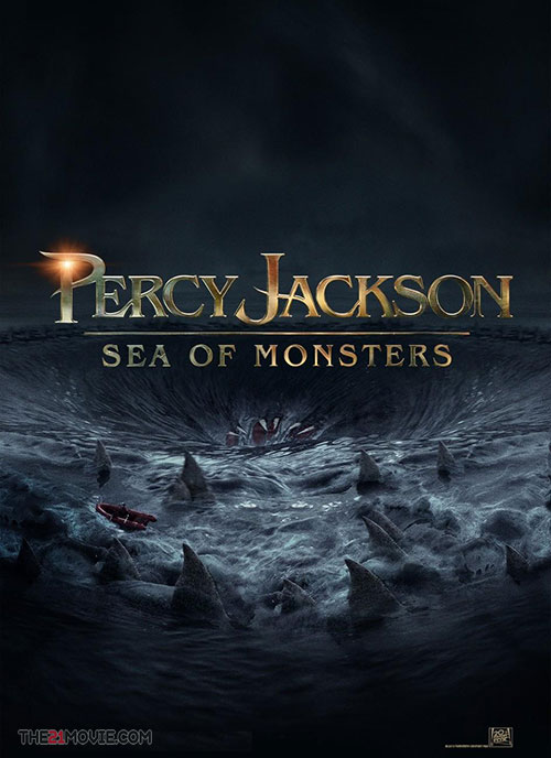 Download Movie : Percy Jackson: Sea of Monsters (2013)