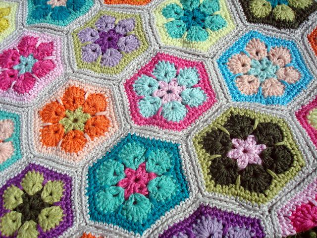 Crochet :: Mantas de crochet | Diario de crecer
