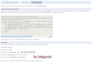 Pencarian Pintar Google untuk Blog