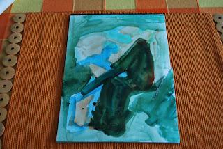 Pojan maalaus