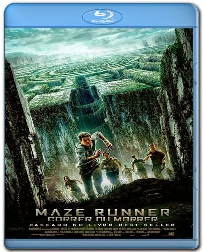 Download Maze Runner Correr ou Morrer 720p + 1080p BluRay Rip Dublado 5.1 Torrent