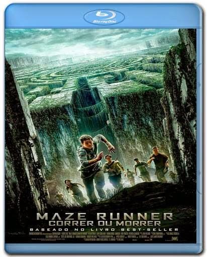 Baixar Maze Runner Correr ou Morrer 720p + 1080p Bluray Rip Dublado 5.1 Torrent