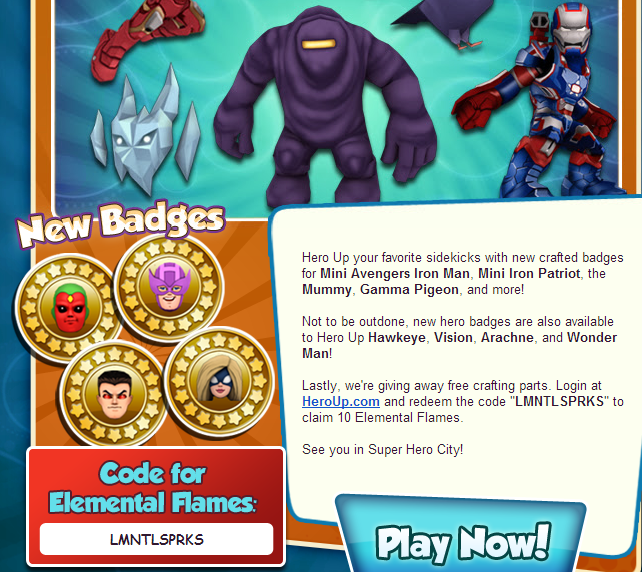 SHSO CODES & SUPER HERO SQUAD REVIEWS & Challenge Guide SO it's Time