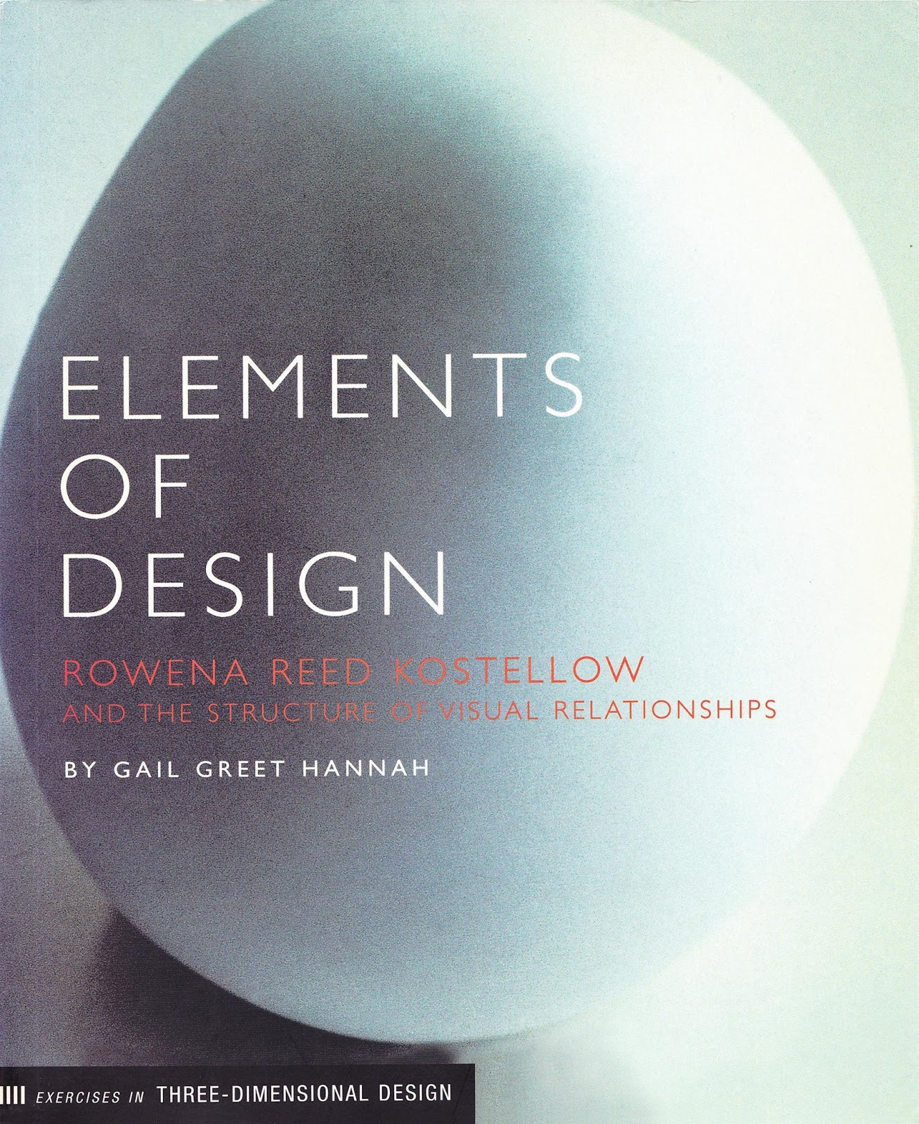 In Design Elements : Hannah g ed elements of design rowena reed