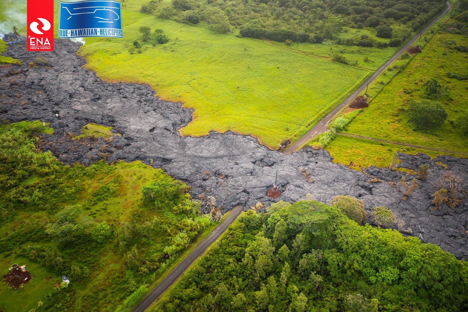 courtesy 'Ena Media Hawai'i/Blue Hawaiian Helicopters