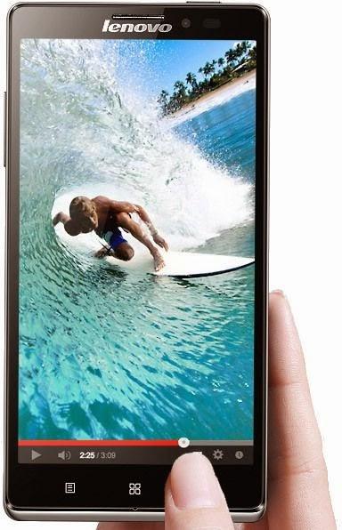 Gambar Lenovo Vibe Z 5.5 inch