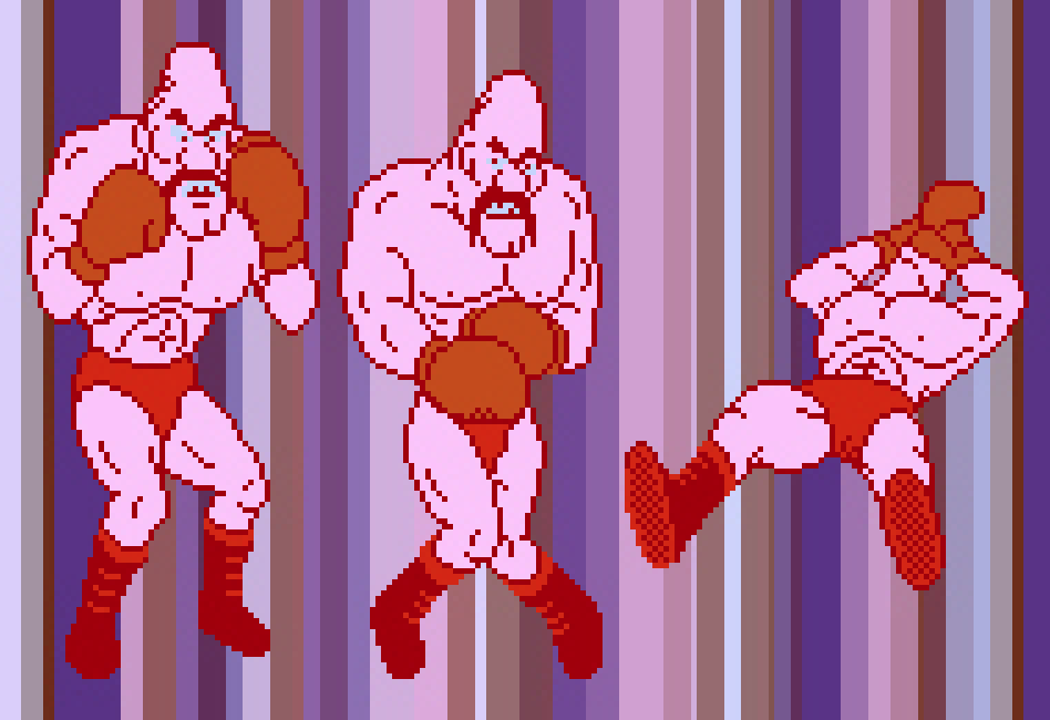 Punch Out Wii Soda Popinski : The gay gamer