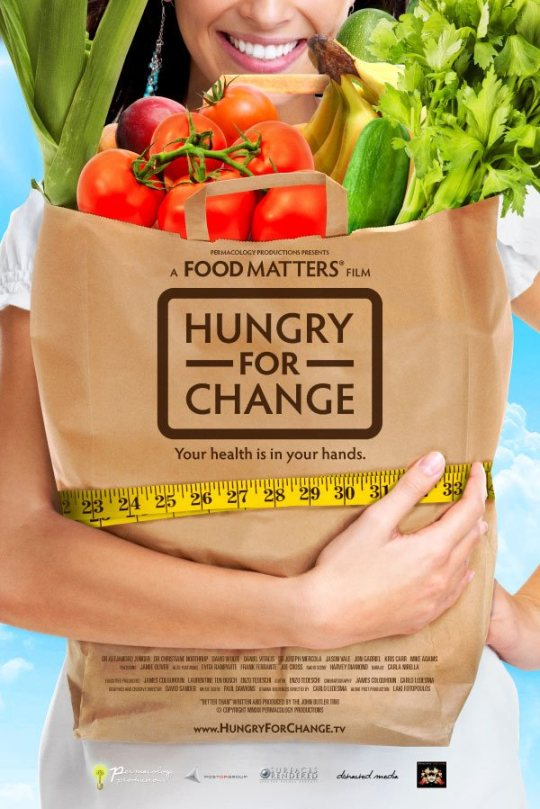 Ver Hungry For Change (2012) Online