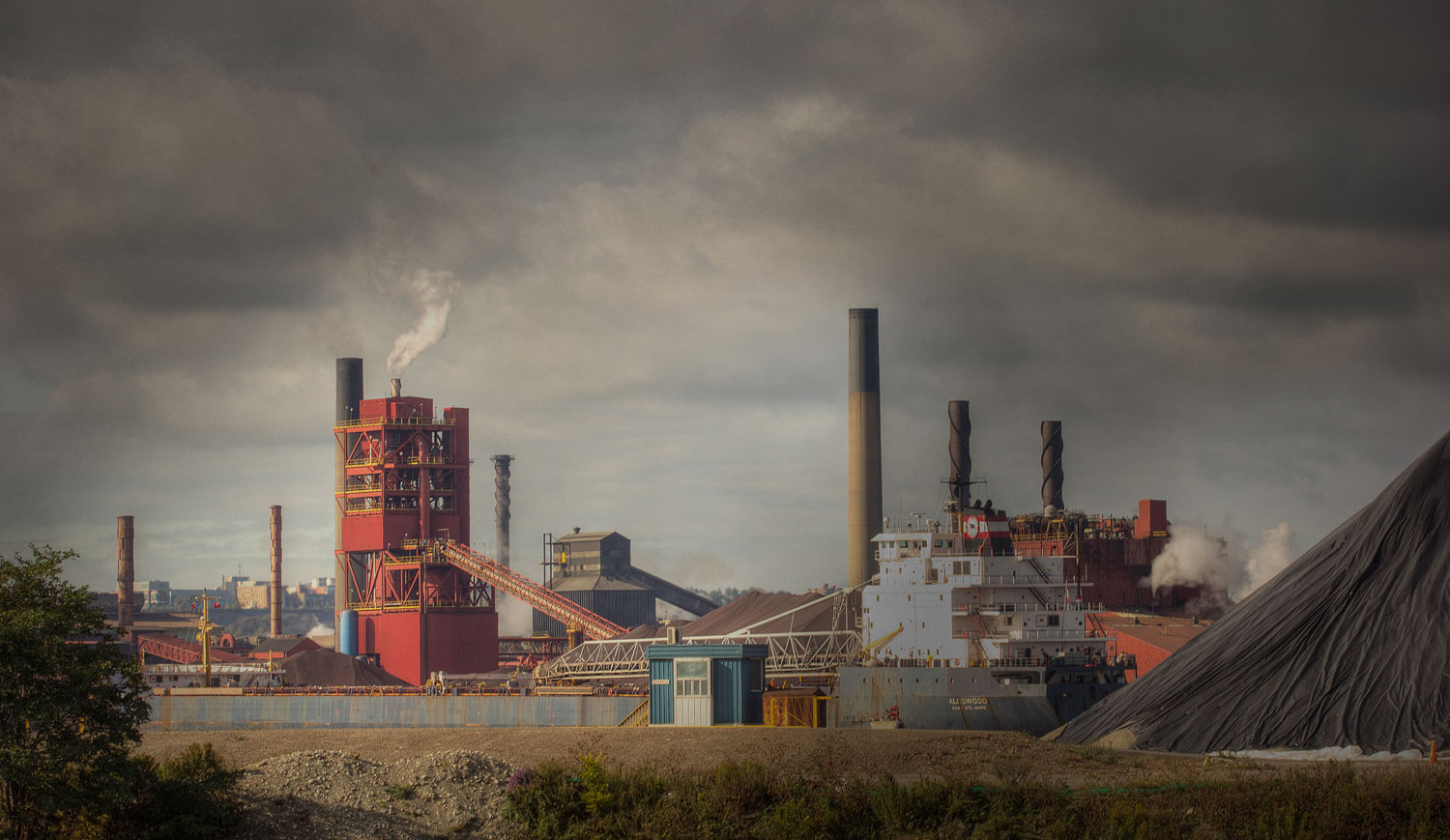 Holly Cawfield Photography Industrial Hamilton