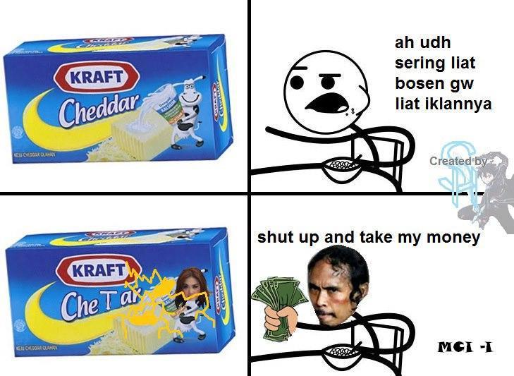 Meme Comic Indonesia: Meme / Rage Face #46
