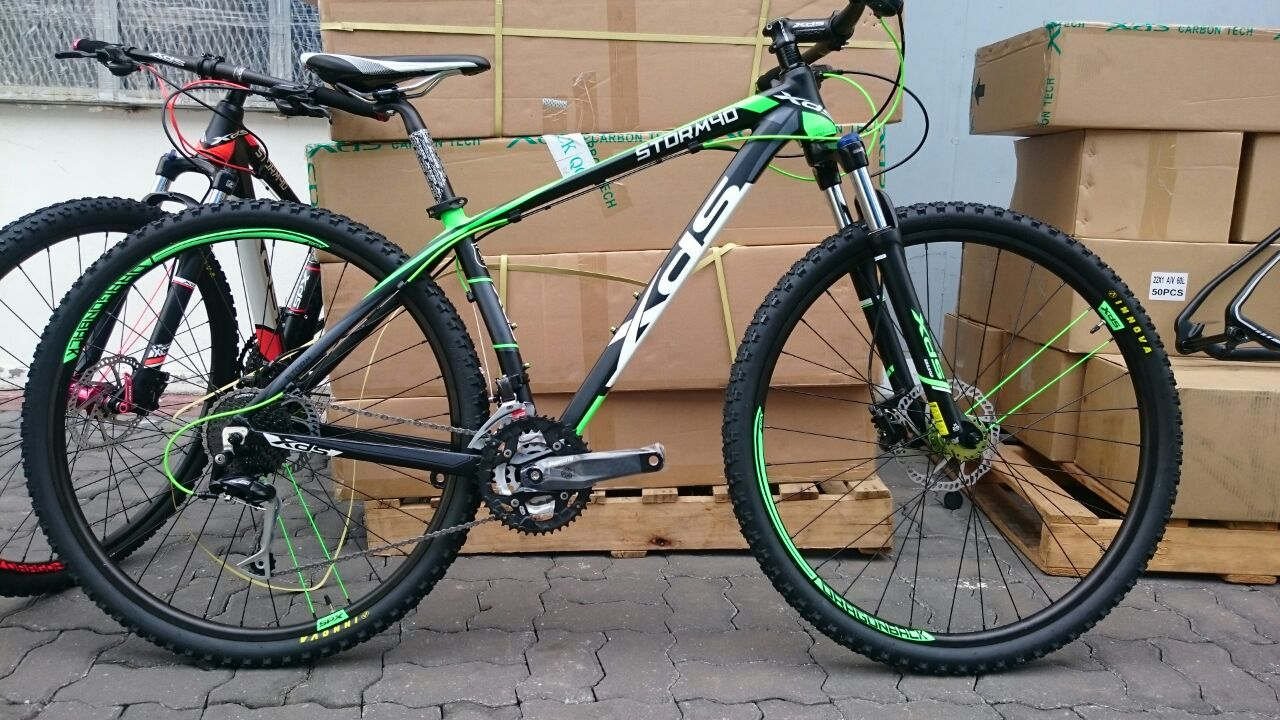 Topsikal Trading Family Bicycle Shop 29er Mtb Xds Storm 40