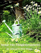 Lägg in din trädgård  i zonlistan!