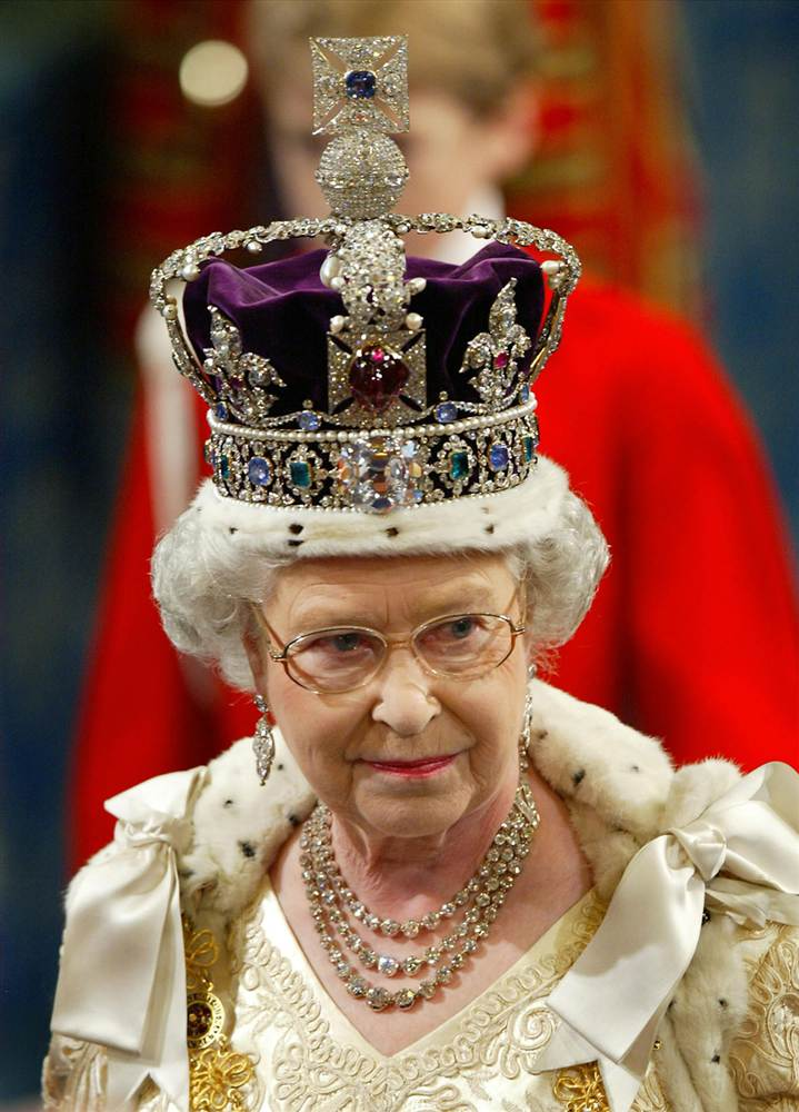 Greatest Crown Jewels From Past to PresentQueen Elizabeth Crown