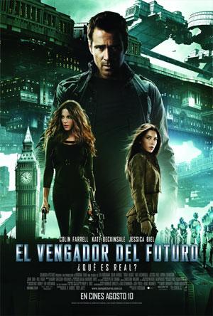 El Vengador del Futuro DVDrip 2012 Español Latino