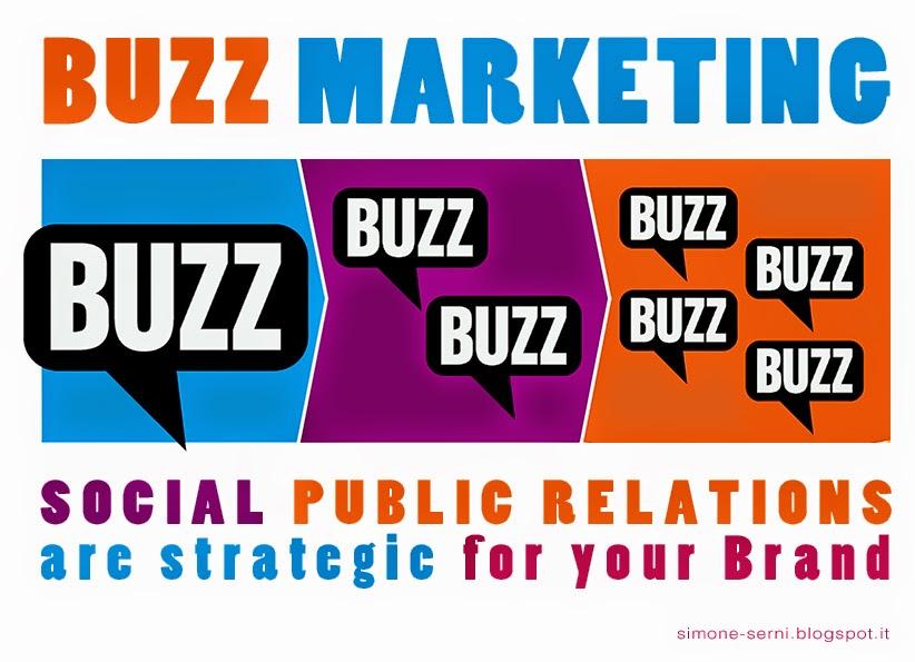Buzz Marketing e Social Public Relations