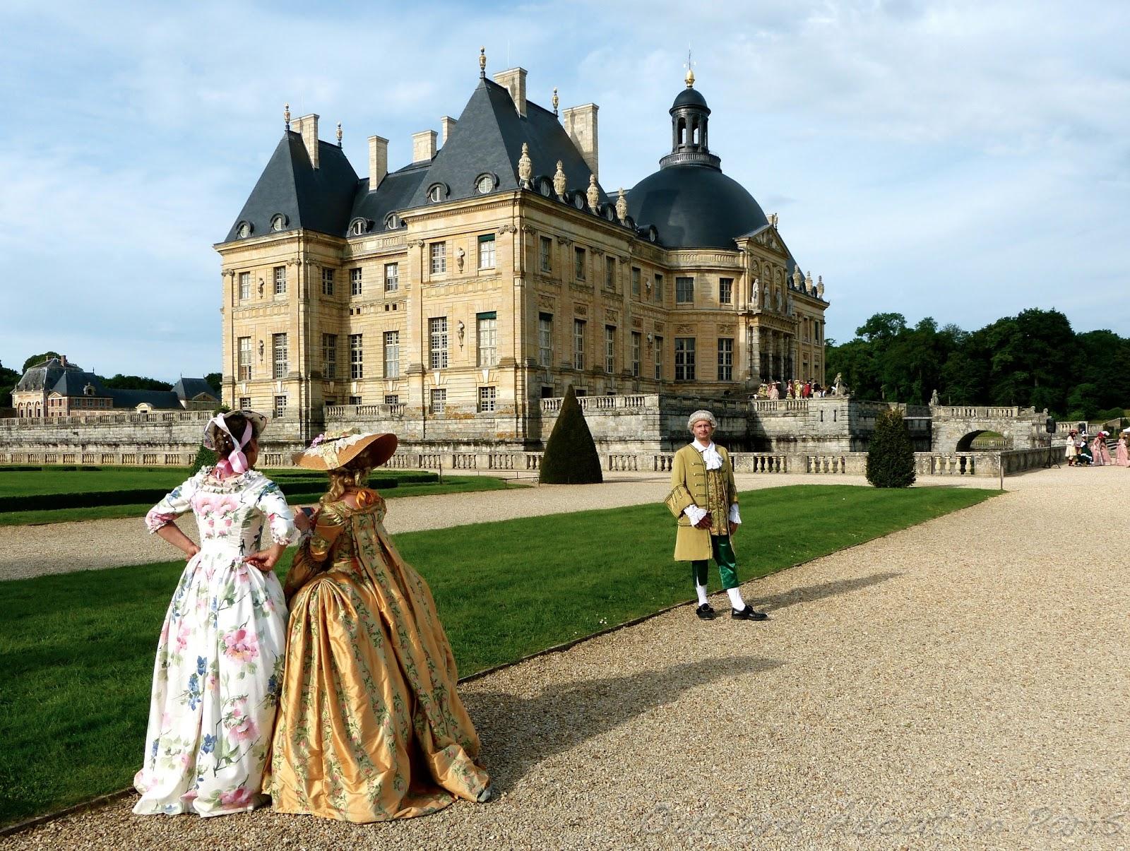 Journée Grand Siècle at Château de Vaux le Vicomte 8d51da6f65a