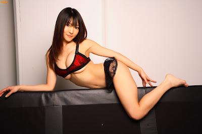 [Bomb.TV] Mizuki Horii (2007.01)