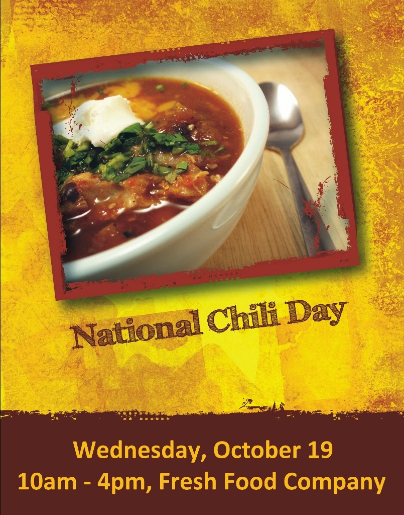 Happy National Chili Day