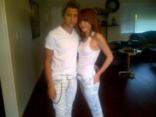 Bella Thorne And Garrett Backstrom Shake It Up - e...
