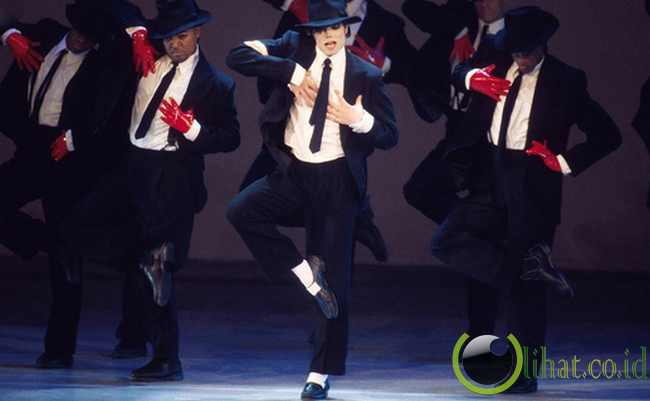 10 penyanyi dengan gaya tarian terbaik di dunia