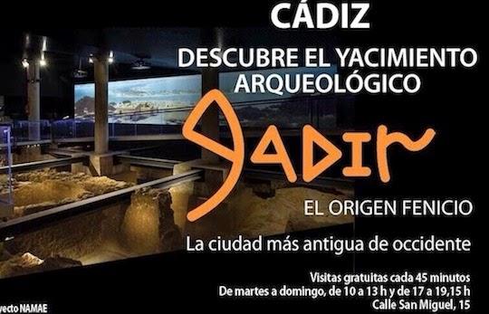 El origen de Gadir