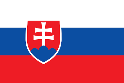 National Flag of Slovakia