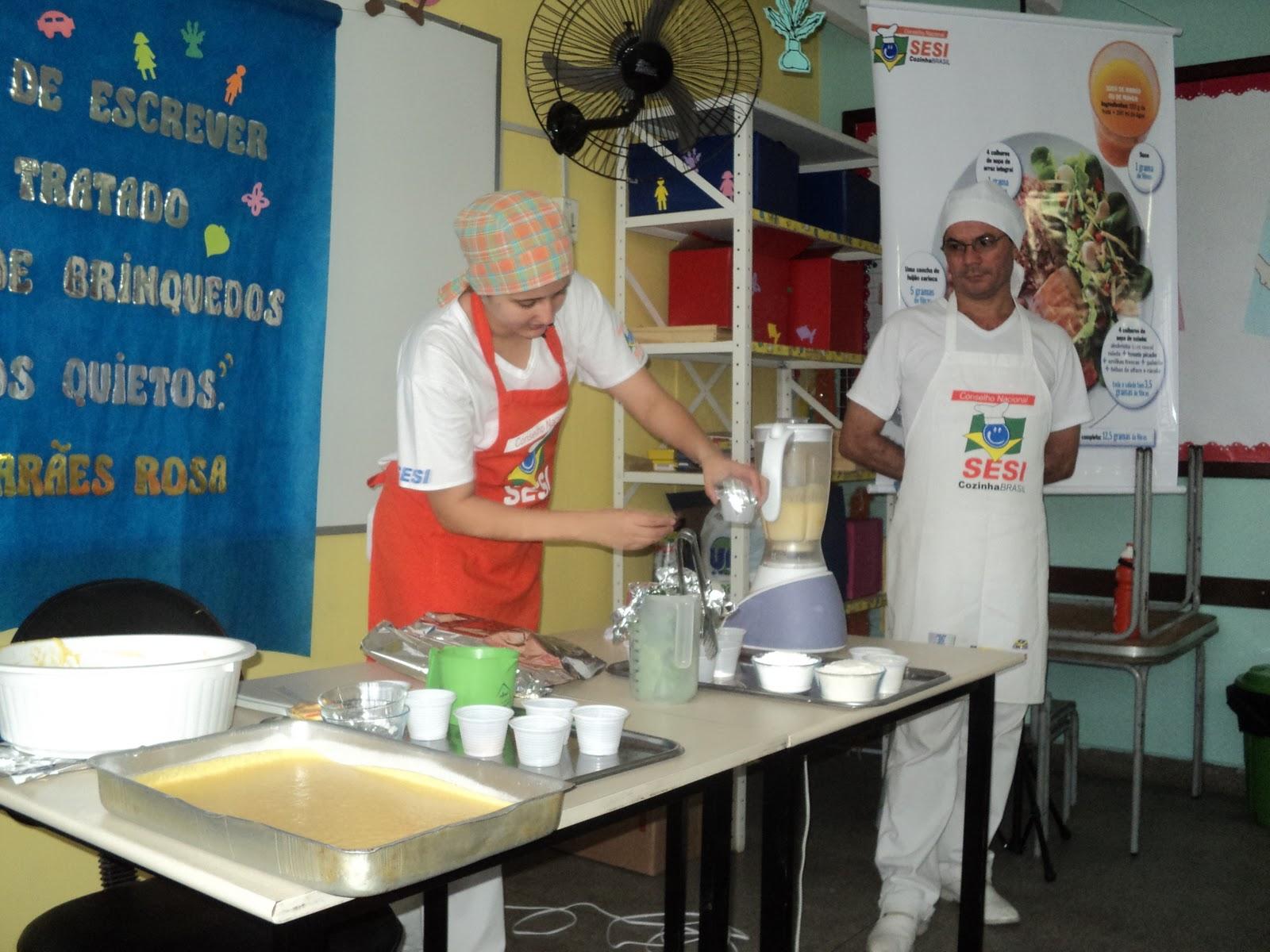 Cozinha Brasil no Bairro Educador Santa Cruz #074670 1600 1200