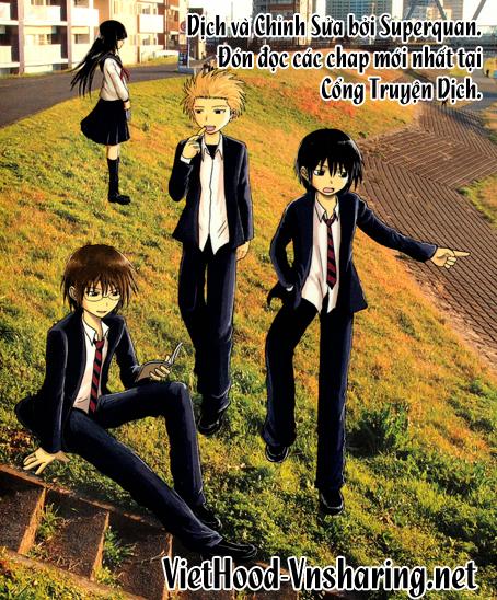 Danshi Koukousei no Nichijou Chap 92 - Next Chap 93