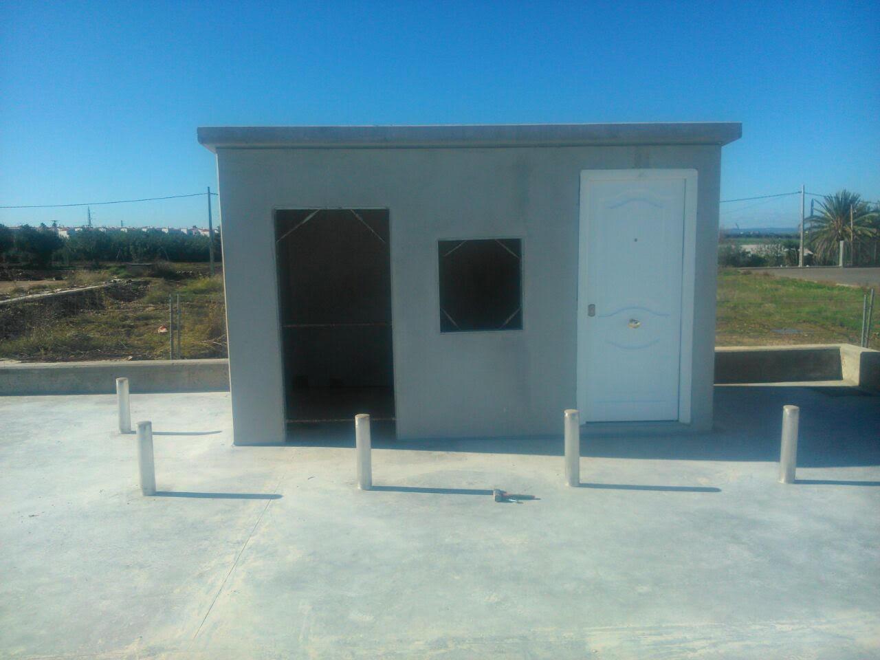 Distribuimos casetas prefabricadas de hormig n desde for Naves prefabricadas de hormigon precios