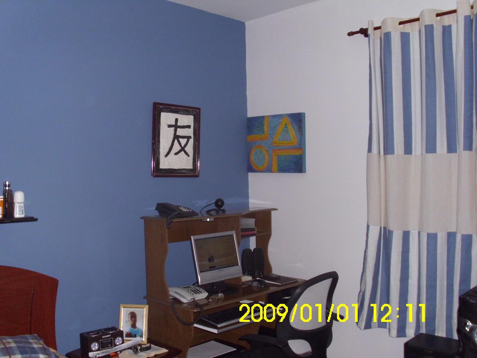 HD wallpapers salas decoradas cor azul