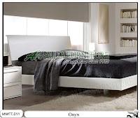 Tempat Tidur Model Minimalis Modern Hugo 160 cm X 200 cm