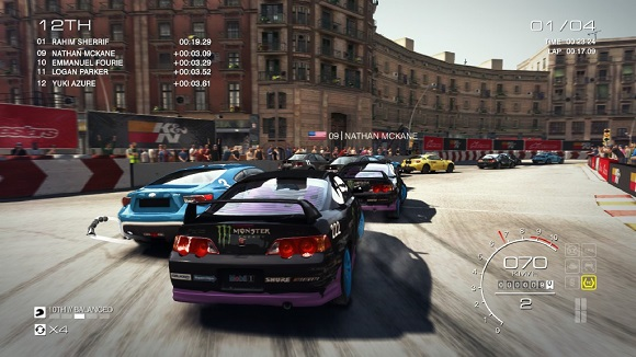 grid autosport pc game screenshot gameplay review 3 GRID Autosport RELOADED